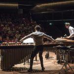 Feel 2016, gebr. Jussen en percussionisten Kon. Harmonie Heerlen